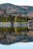 Ullswater Lake Reflection Stock Image