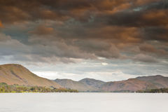 Ullswater scenery Stock Photos
