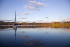 Ullswater See lizenzfreies stockfoto