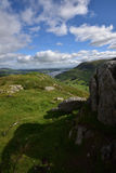Ullswater from Steel Knotts Stock Photography