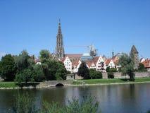 Ulm Royalty Free Stock Image