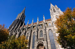 Ulm Cathedral Stock Images