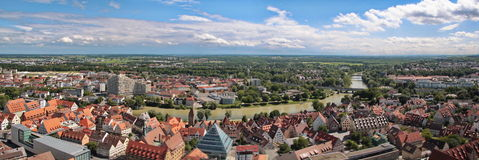 Ulm city Stock Photo