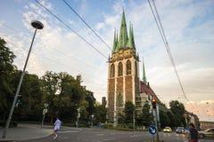 Ulm, Deutschland Stockbild