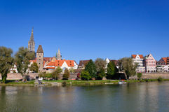 Ulm, Duitsland Stock Afbeelding