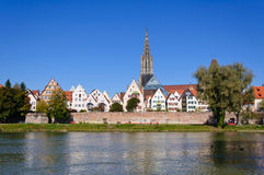 Ulm, Duitsland Royalty-vrije Stock Afbeelding