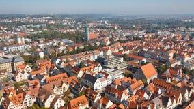 Ulm, Germania Fotografia Stock Libera da Diritti