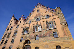 Ulm, Germany. Historical Town Hall of Ulm, Germany Royalty Free Stock Photo