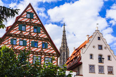Ulm, Germany. Royalty Free Stock Photo