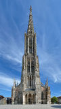 Ulm Minster, Germany. Ulm Minster, the tallest church in the world, Germany Royalty Free Stock Image