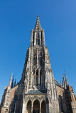 Ulm Minster (Ulmer Muenster), Germany Stock Images