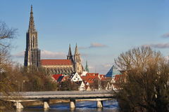 Ulmer Münster Stock Images