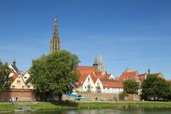 Ulmer Münster Stock Image