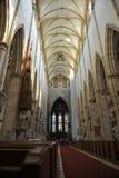 Ulmer Munster (iglesia de monasterio del =Ulm) Foto de archivo libre de regalías