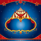 ulotki cyrkowa magia Fotografia Royalty Free