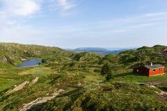 Ulriken Bergen Arkivfoto