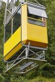 Ulriken kabeljärnväg Norsk turismviktig Transportati Royaltyfri Foto