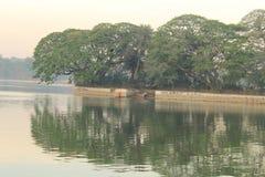 Ulsoor jezioro Obraz Stock