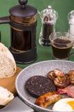 Ulster fríe el desayuno fotografía de archivo libre de regalías