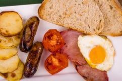 Ulster fríe el desayuno foto de archivo libre de regalías