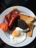 Ulster Fry Royalty Free Stock Photo