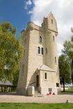 Ulster se eleva monumento de guerra Francia fotografía de archivo