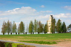 Ulster Tower War Memorial France Royalty Free Stock Photo