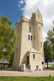 Ulster Tower War Memorial France Stock Photography