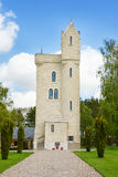 Ulster Tower War Memorial France Stock Images