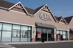 Ulta Beauty Store Stock Image