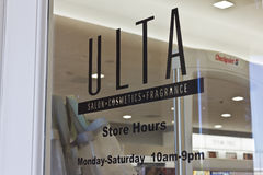 Ulta Salon, Cosmetics & Fragrance Retail Location III. Indianapolis - Circa June 2016: Ulta Salon, Cosmetics & Fragrance Retail Location. Ulta Provides Beauty stock photo