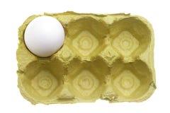 Ultima condizione dell'uovo Fotografie Stock