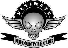 ULTIMAT MOTORCYKELKLUBBA Fotografering för Bildbyråer