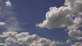 Ultimate Clouds Time-lapse 04. Beautiful And Ultimate Clouds Time-lapse stock footage