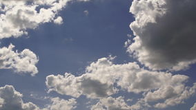 Ultimate Clouds Time-lapse 08 stock footage