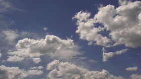 Ultimate Clouds Time-lapse 05 stock footage