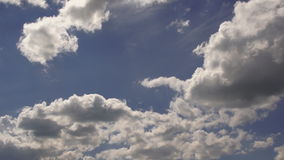 Ultimate Clouds Time-lapse 07 stock footage