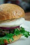 Ultimate Greek Burgers Royalty Free Stock Photo