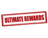 Ultimate rewards Royalty Free Stock Images