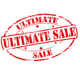 Ultimate sale Royalty Free Stock Image