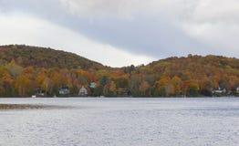 Ultimi colori prima dell'inverno Fotografie Stock