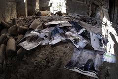 Ultimo giorno del mondo Fotografie Stock Libere da Diritti