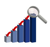 Ultimo punto sulla lista di controllo illustrazione di stock