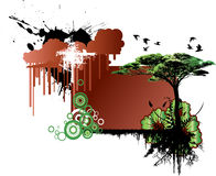 Ultimo in serie dell'albero Immagine Stock Libera da Diritti