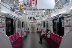 Ultimo treno Immagini Stock