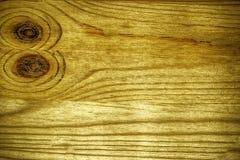 Ultra żółta Drewniana tekstura, tnącej deski powierzchnia dla projektów elementów Zdjęcia Stock
