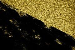 Ultra żółta tynku betonu tekstura, kamień powierzchnia, kołysa krakingowego tło dla pocztówki Fotografia Royalty Free