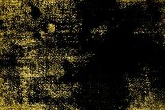 Ultra żółta tynku betonu tekstura, kamień powierzchnia, kołysa krakingowego tło dla pocztówki Zdjęcia Stock