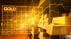 Ultra übertragen Hauptquartier 3d Lizenzfreie Stockfotos