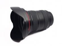 Ultra brede hoeklens voor SLR-camera Royalty-vrije Stock Foto